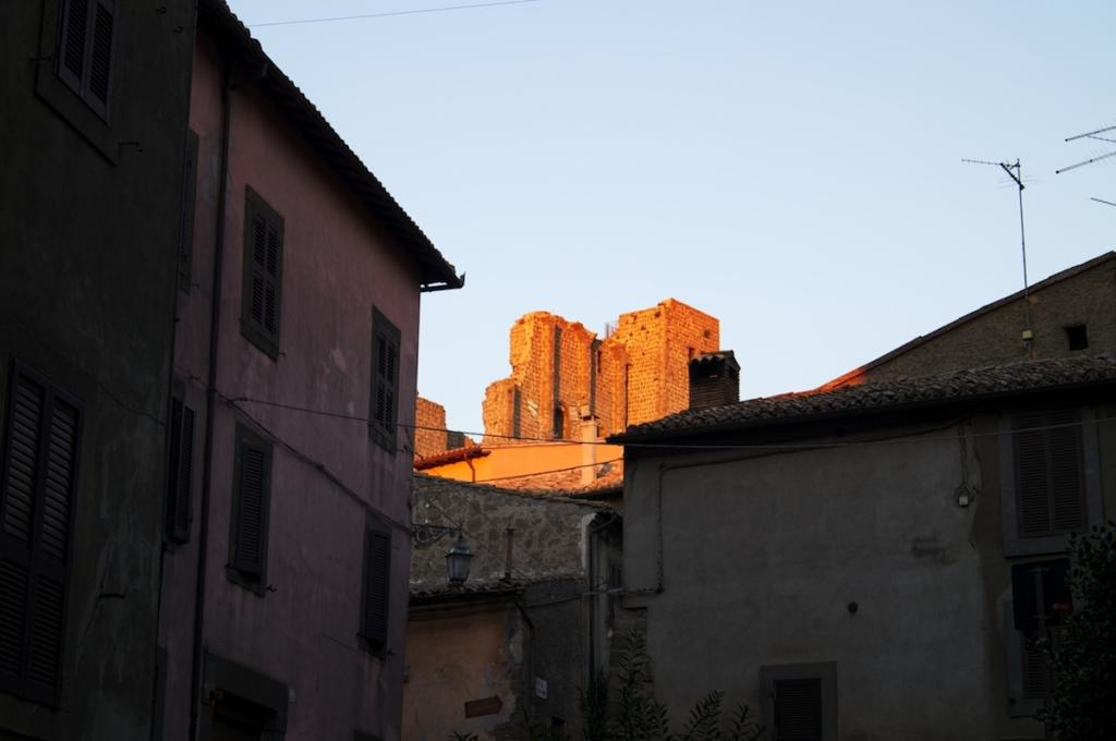 scorcio Rocca dei Papi