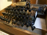 Il Museo della macchina da scrivere a Milano