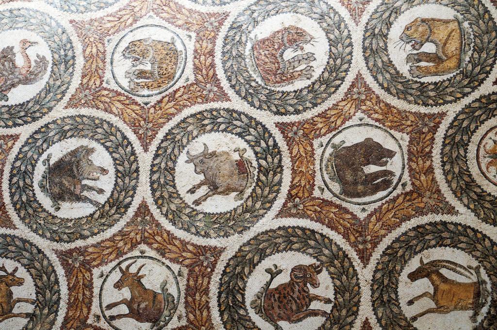 Mosaico di caccia