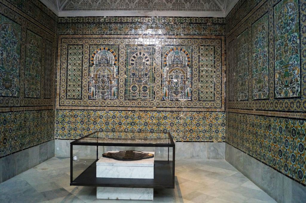 opere museo del Bardo