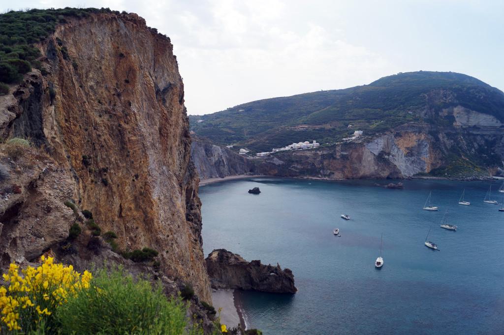 La spiaggia di Chiaia di Luna è Patrimonio dell'Unesco