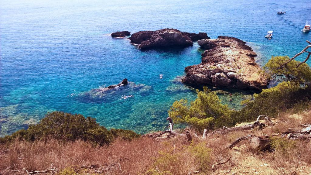 Isole Tremiti Caletta