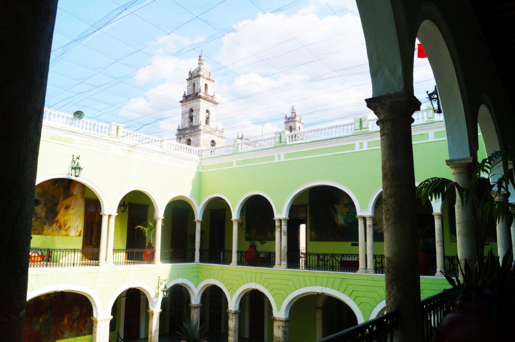 Palazzo del Governo, Merida