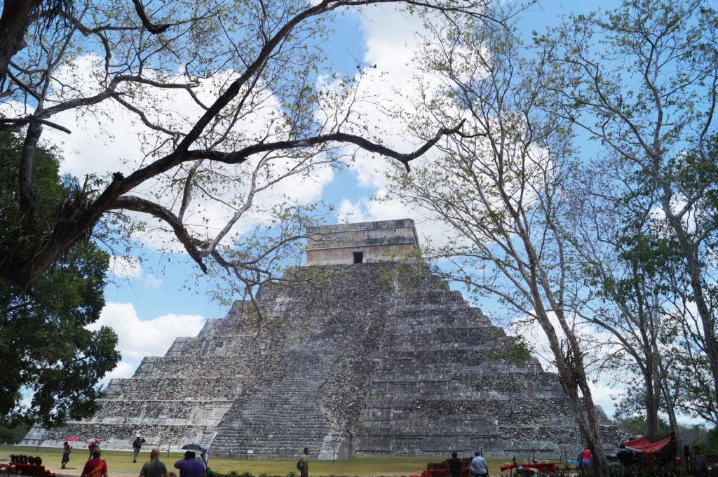 Il tempio di Chichen Itza