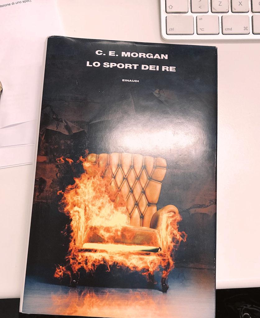 Lo sport dei re di C.E. Morgan, scommettere sul romanzo vincente