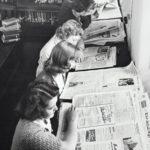 lettura dei giornali