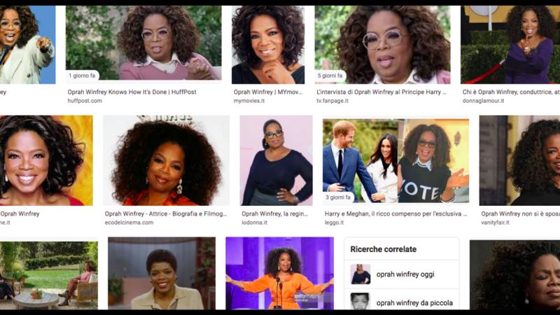 Oprah Winfrey è pronta a sorprenderci ancora
