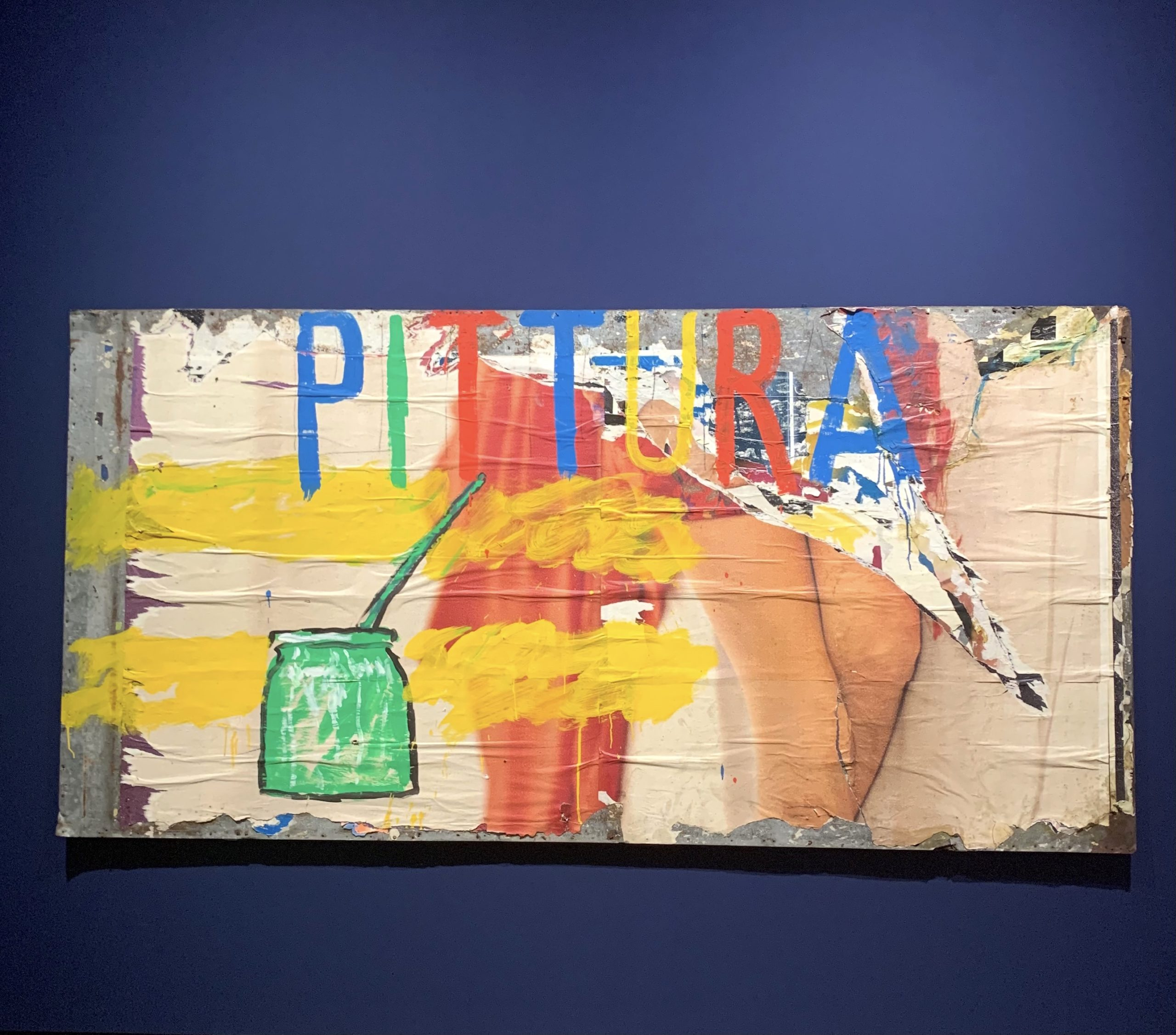 Painting is back, la pittura anni 80 in mostra