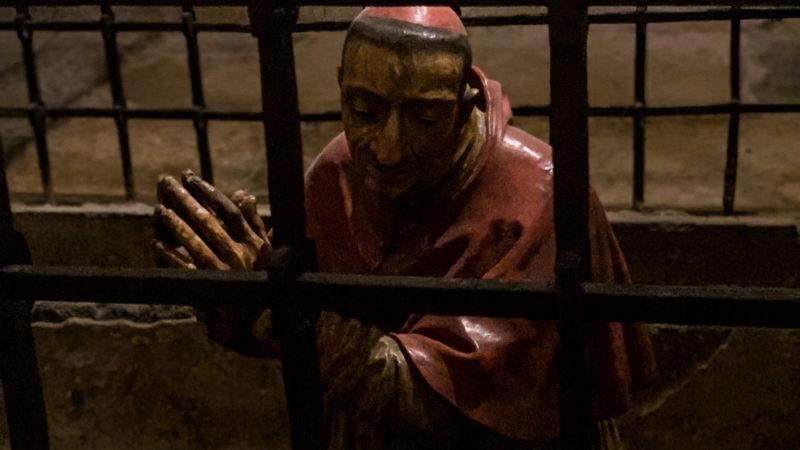 L'intima meraviglia della Cripta di San Sepolcro a Milano
